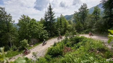 KTM Adventure Rally 2021, è l'ora della Grecia