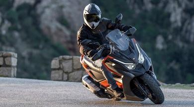 """Kymco DTX360, lo scooterone diventa un """"crossover"""""""