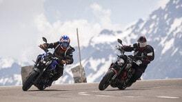 Alpen Master 2021, le naked entry level: MT-07 e Trident 660