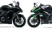 Suzuki GSX-S1000GT Vs. Kawasaki Z 1000SX: nuova sfida fra Sport Tourer