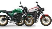 Kawasaki Z650RS Vs. Yamaha XSR700: Modern Classic in salsa jap