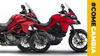 Come Cambia: Ducati Multistrada V2 2022