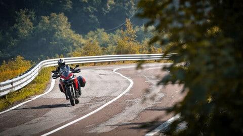 Ducati Multistrada V2 S, LE FOTO DELLA PROVA