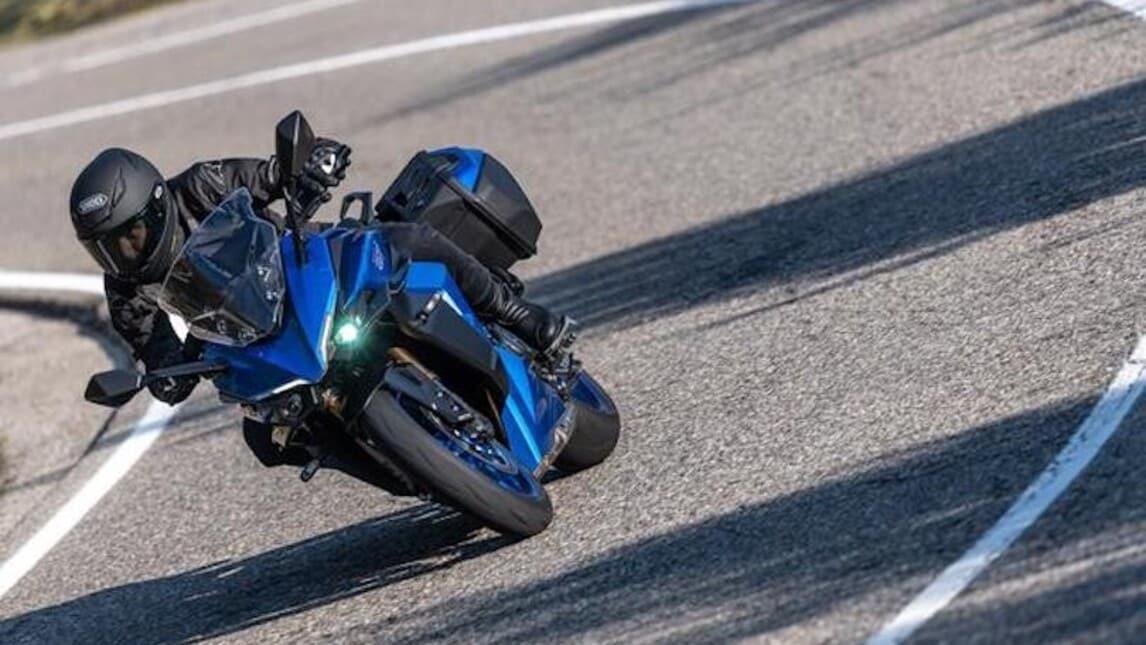 Suzuki GSX-S1000GT, test ride nel Première Show dal 18 ottobre