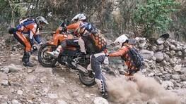 KTM Adventure Rally 2021 FOTO