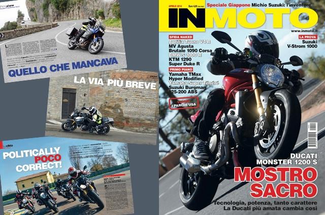 In Moto 4 in edicola