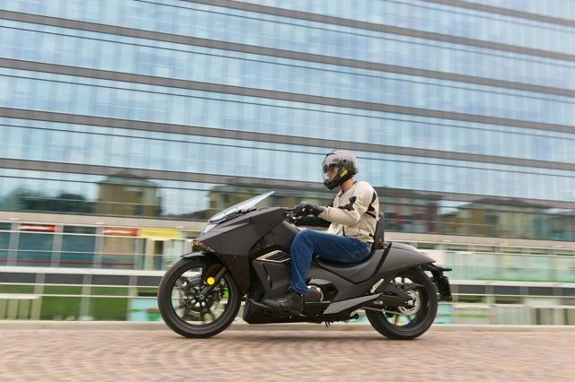 Anteprima: il test della Honda Vultus