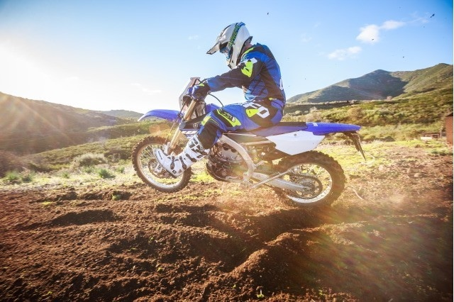 Yamaha WR250F: l'abbiamo provata