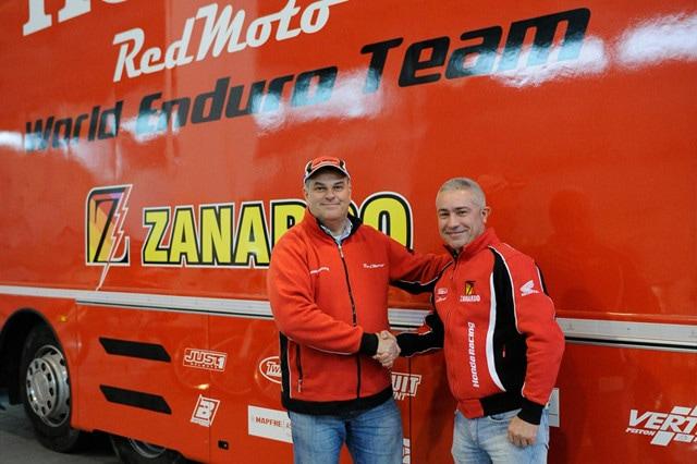 RedMoto e Jolly Racing per l'off-road
