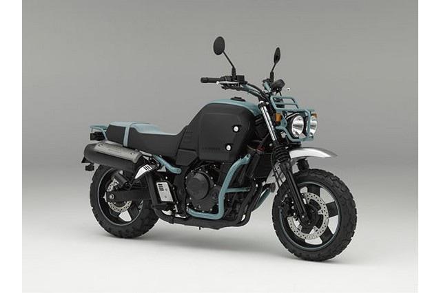 Honda Bulldog: amabile compagna di viaggio