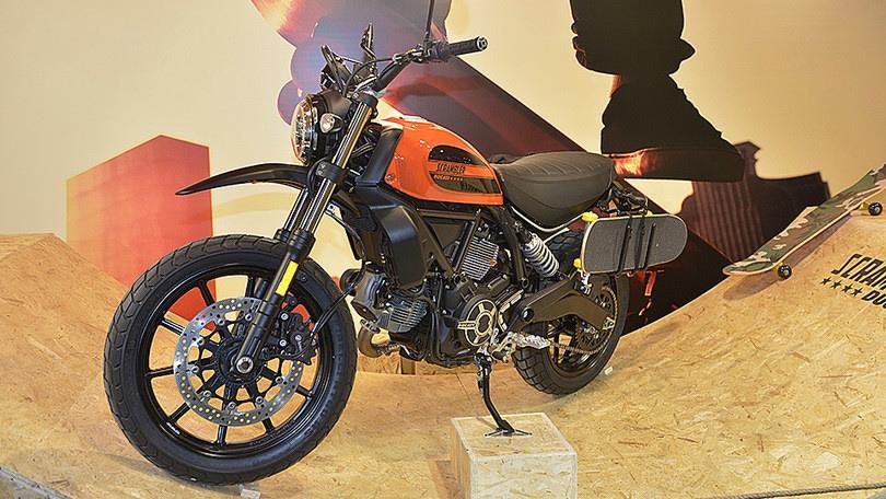 Ducati Scrambler 400 Sixty2: il nostro test