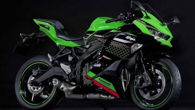 Kawasaki Ninja ZX25-R: che prezzo!