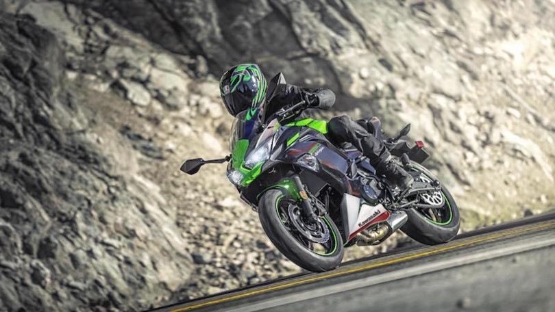 Kawasaki: il settore moto verrà scorporato