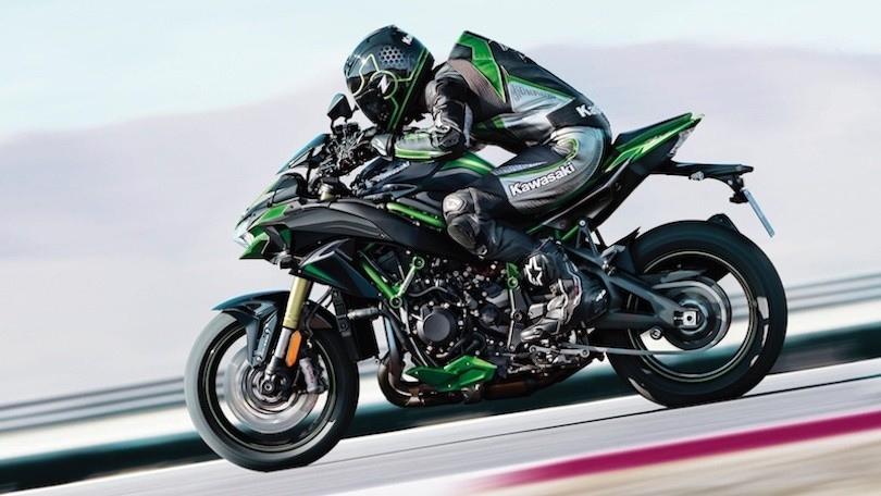"Kawasaki ""Supercharged"" Z H2 SE 2021: tutta grinta e tecnologia"