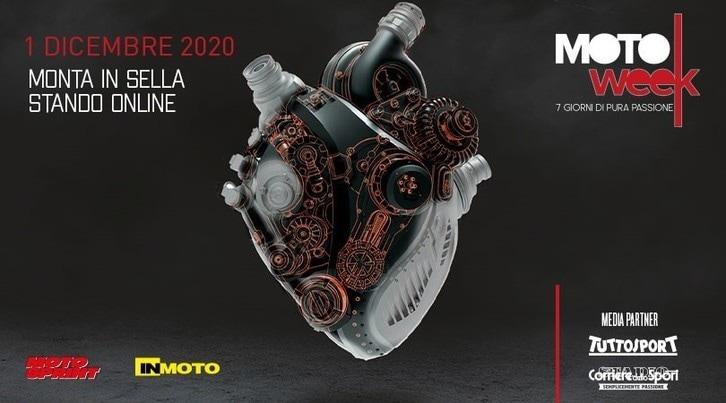 MotoWeek: appuntamento il 1° dicembre