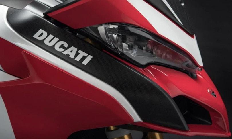 Ducati, spunta l'ipotesi Pikes Peak per Multistrada V4 S