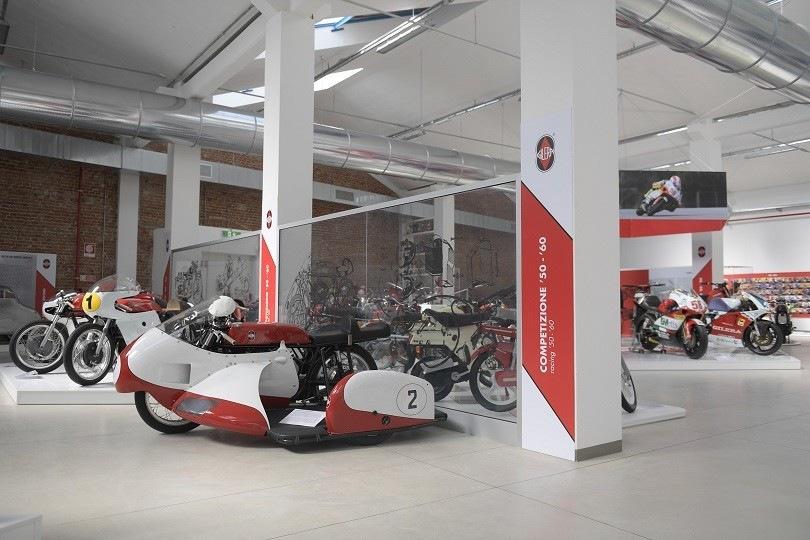 Il Museo Piaggio riapre dal vivo e anche online