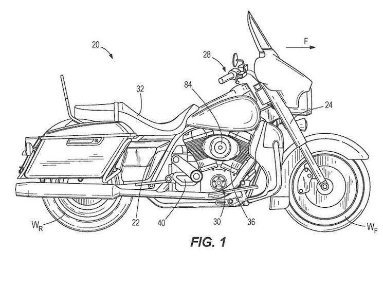 Harley-Davidson, un turbocompressore per i V-twin