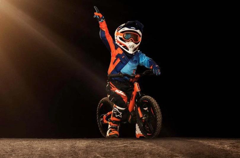 KTM, Stacyc Factory: replica off-road per piccoli campioni