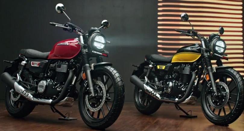 Honda CB350RS, nuova classic sportiva presentata in Asia
