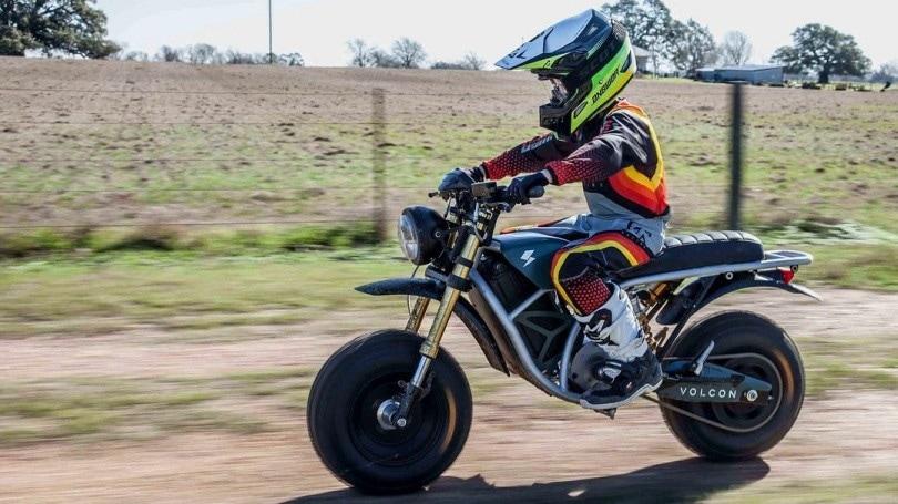 Volcon Runt: offroad elettrica per giovani biker
