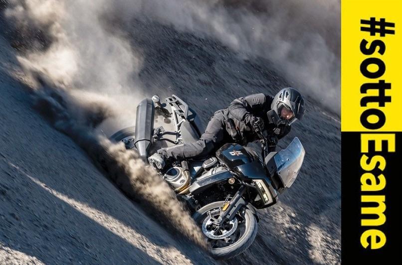 Test Harley-Davidson Pan America, i voti del #SottoEsame