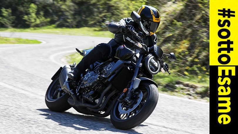 Test Honda CB1000R 2021: i voti del #SottoEsame