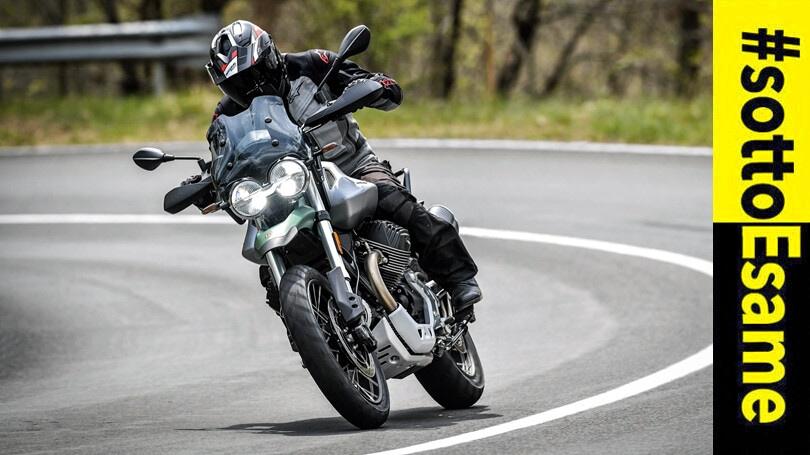 Test Moto Guzzi V85 TT 2021: i voti del #SottoEsame