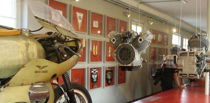 Moto Guzzi, il Museo riapre dopo un anno e mezzo