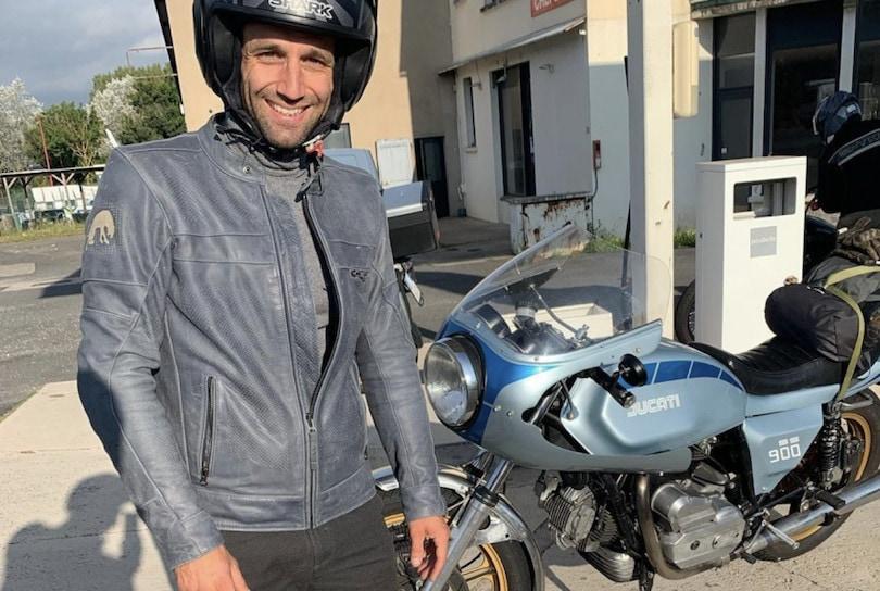 """Zarco, dall'Italia ad Aragon su una Darmah: """"Sei un uomo, verrai con quella!"""""""
