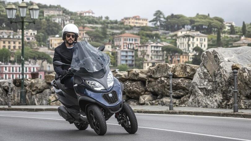 Piaggio MP3: la contraffazione del brevetto costa a Peugeot un milione e mezzo di euro