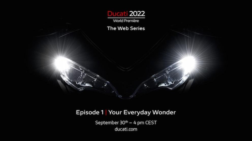 Ducati, arriva la prima novità 2022: sarà la nuova Multistrada 950?