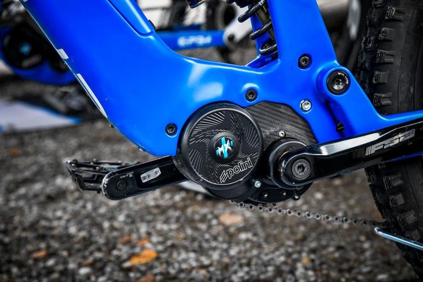 Motore per E-Bike Polini EP3+ FOTO
