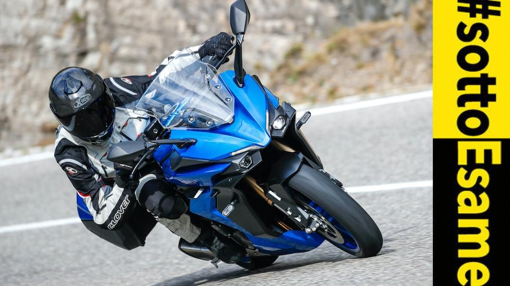 Test Suzuki GSX-S1000GT, i voti del #SottoEsame