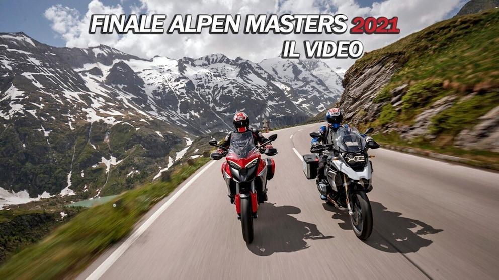 Alpen Masters 2021: la vincitrice tra le curve del Grossglockner