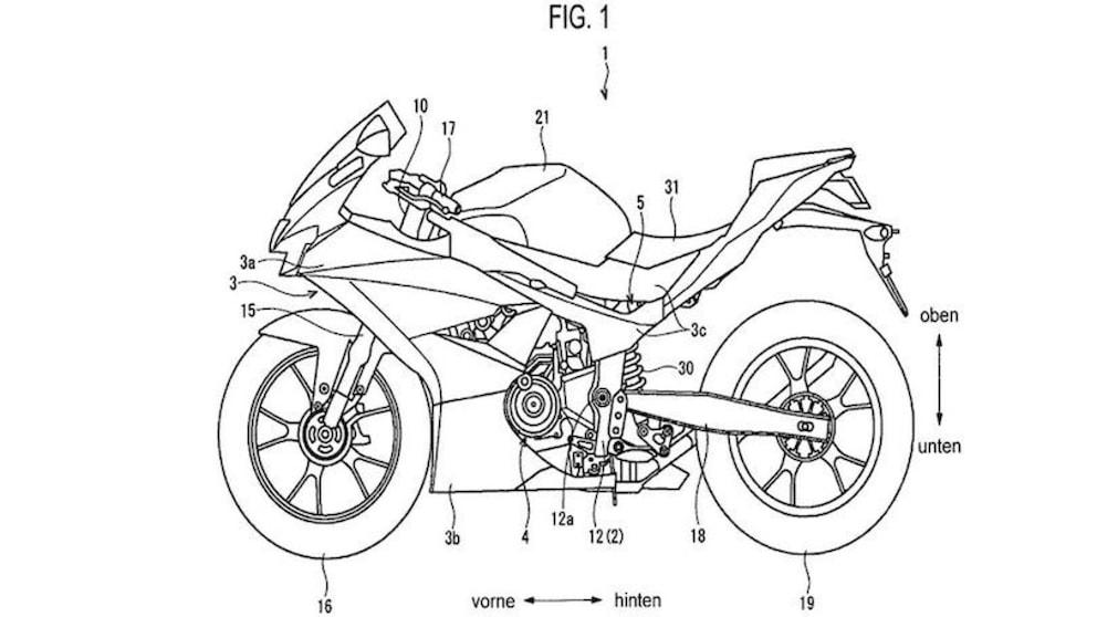 Suzuki, (finalmente) il motore di 700cc da 120 CV: GSX-R 700 R nel 2022?