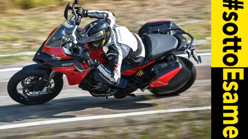 Test Ducati Multistrada V2 S, i voti del #SottoEsame